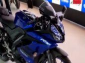 Yamaha launches R15 bike in Auto Expo 2018