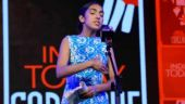 India Today Conclave 2018: Rupi Kaur's enthralling, spoken word performance