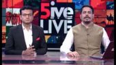 5ive Live with Shiv Aroor