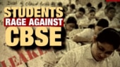 Students hit streets to protest, CBSE chief assures justice to students