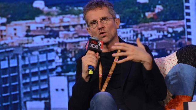 Architect Carlo Ratti: Ideal smart city will have Prague's topography, Rio's night life and Mumbai's buzz