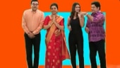 Watch: Srimaan Srimati Phir Se actors shoot for the promo