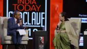 India Today Conclave 2018: No issues with Rahul visiting his grandmother, says Sonia Gandhi