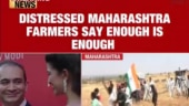 Farmers in Ahmednagar in Maharashtra occupied land they sold to Nirav Modi at dirt cheap price