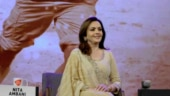Nita Ambani at the India Today Conclave in Mumbai.