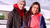 Priyank Sharma and Tejasswi Prakash are painting the town red in Switzerland