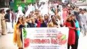 Kerala women protest after professor says Muslim girls bare breasts like sliced watermelon