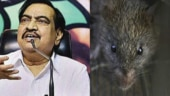 Only in India: Former minister Khadse smells a rat in Maharashtra mantralaya