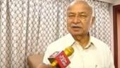 Didn't deny religious status to Lingayats in 2013, says Sushil Kumar Shinde