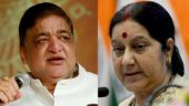 Naresh Agarwal clarifies his 'Bollywood film dancer' comment after Sushma Swaraj slams him