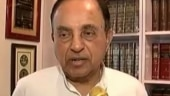 He needs to go back to school and learn history: Swamy on Farooq Abdullah's comment