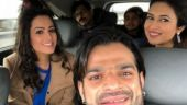 Yeh Hai Mohabbatein team shoots in London; posts videos of snow, shopping