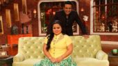 Bharti and Krushna