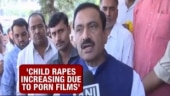 BJP minister seeks porn ban in Madhya Pradesh to curb child rapes