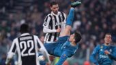 Image of the day: Cristiano Ronaldo's classic bicycle kick