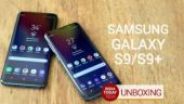 Galaxy S9 Unboxing: Better than S9+?