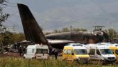 More than 250, including soldiers, die in a military plane crash in Algeria