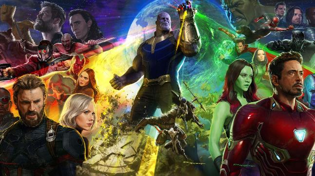 Exclusive Avengers Infinity War Director I Have A Strong Connection With Captain America