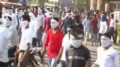Bharat Bandh: Protesters turn violent, police attacked by mob in Madhya Pradesh