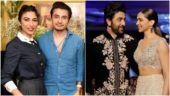 Meesha Shafi and Ali Zafar (L) and Ranbir Kapoor and Deepika Padukone