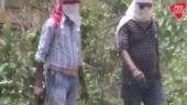 Caught on cam: Masked men openly wave guns to intimidate locals in West Bengal