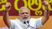 Congress, whether it is in Karnataka or Delhi, never thought about solving water problem in Tumakuru, says Modi