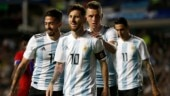 Argentina not favourites to win FIFA World Cup: Lionel Messi