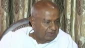 Congress-JD(S) alliance is about defeating communal forces and not survival: Deve Gowda