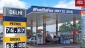 Fuel prices sky rocket