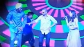 Chris Gayle, Shikhar Dhawan burn the dance floor