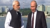 7-month-old shot by Pakistani forces, PM modi meets President Putin in Russia, more