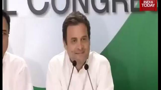 PM Modi, BJP have been taught a lesson: Rahul Gandhi
