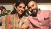 WATCH: Sonam Kapoor and Anand Ahuja's mehendi ceremony kicks off in style