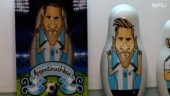 Lionel Messi goes curvy for World Cup glory