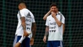 Israel want FIFA probe after Argentina cancel pre-World Cup warm-up