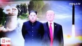 Kim and Trump to finally talk peace?