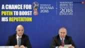2018 FIFA World Cup a chance for President Putin to boost his reputation