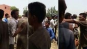 Hapur lynching viral video