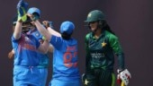 India thrash Pakistan to reach record 7th final of women's Asia Cup