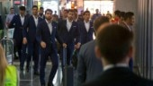 Iran first team to arrive in Russia for 2018 FIFA World Cup