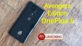 OnePlus 6 Marvel Avengers Edition Unboxing