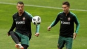 FIFA World Cup: Ronaldo trains with Portugal ahead of warm-up clash