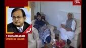 People of Kashmir view PDP-BJP as betrayer: P Chidambaram