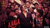 Rajinikanth in a still from Kaala