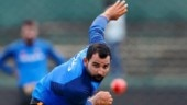 Shami fails fitness test, Saini called in as replacement for Afghanistan Test