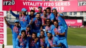 India rise to second spot in T20I rankings
