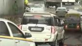 Delhi battles waterlogged roads, Netas rush to meet ailing Karunanidhi, more