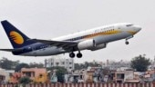 Runway protest by passengers at Delhi Airport after Jet Airways cancels flight