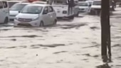 Waterlogging and traffic jams: Heavy rains wreak havoc in Delhi-NCR