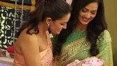 Yeh Hai Mohabbatein: Shagun attends Roshni's kid's naamkaran ceremony
